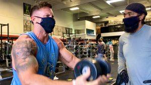Killer Shoulder Workout With Dumbbells