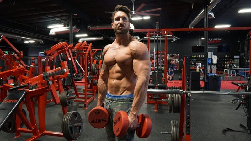 How To Build Muscle Fast - Mechanical Tension