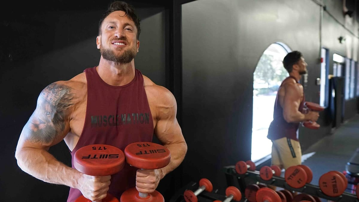 How To Build Muscle Fast - Metabolic Stress