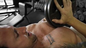 Incline Hex Press