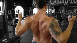 Lat Pull In
