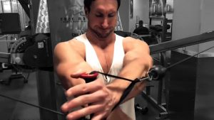 Middle Cable Chest Fly