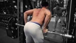 Smith Machine Row