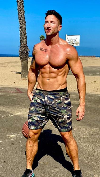 Superhuman Fitness Founder - Troy Adashun