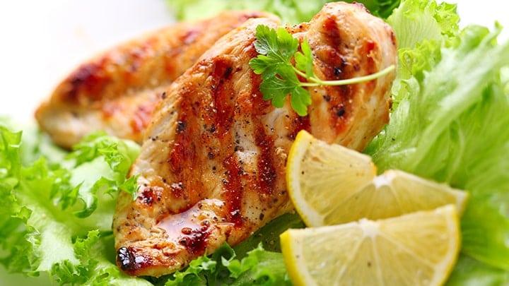 Lose Belly Fat - Chicken Brest