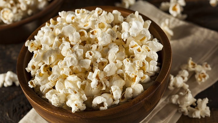 Lose Belly Fat - Popcorn