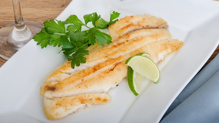 Lose Belly Fat - White Fish