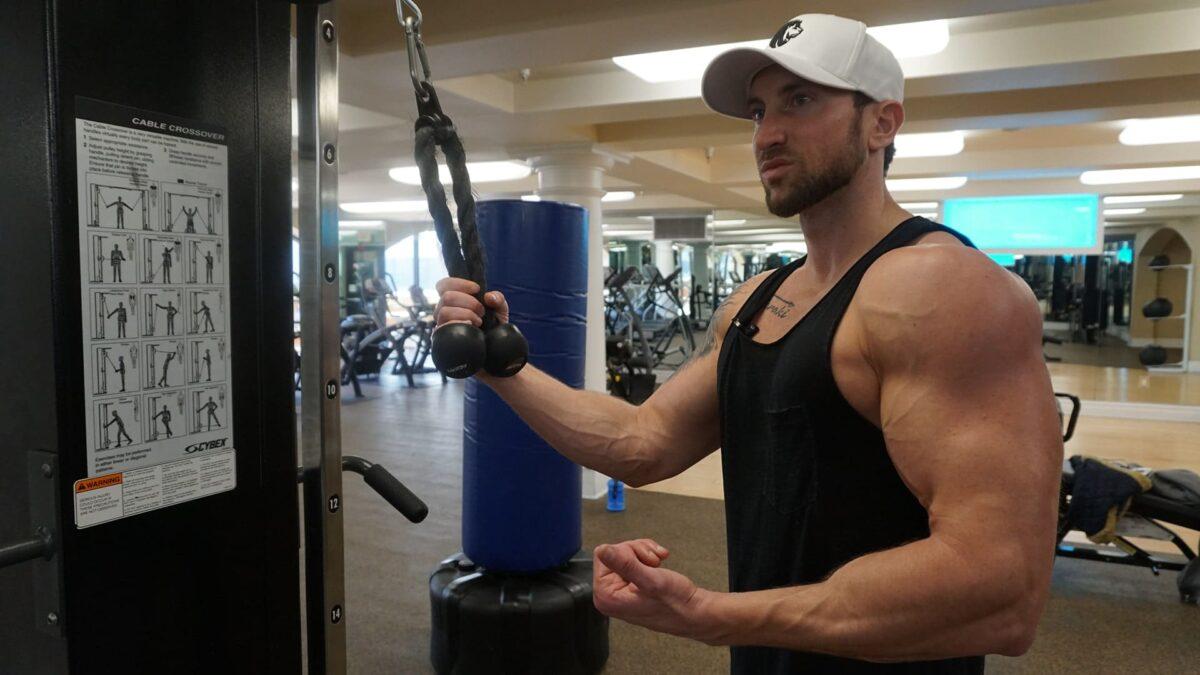 Troy training volumes