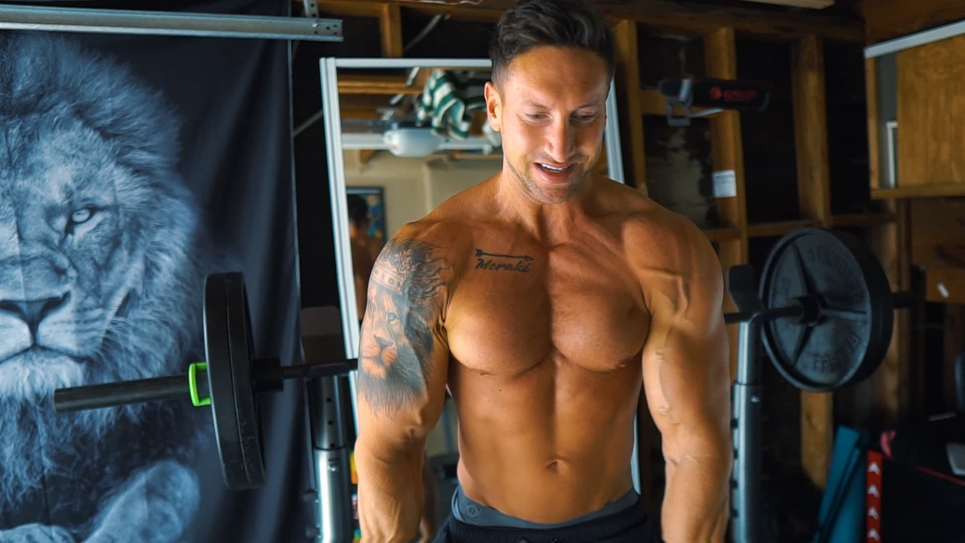 Upper Chest Workout With Dumbbells