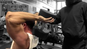 Overhead Tricep Press
