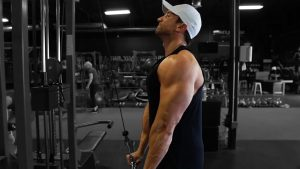 Rope Tricep Extension