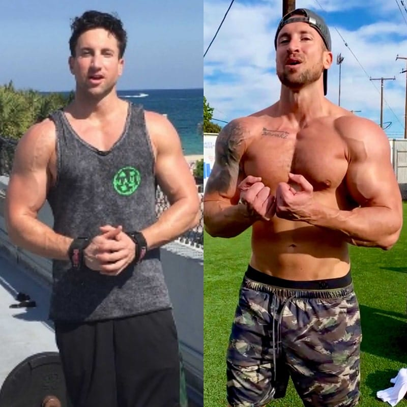 Muscle Program - Before & After
