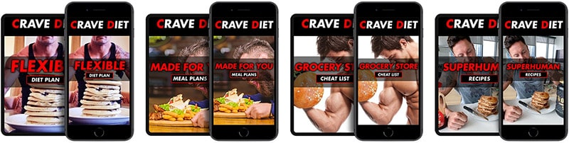 Superhuman At Home Crave Diet