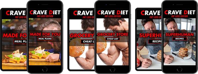 Superhuman Fat Loss Crave Diet