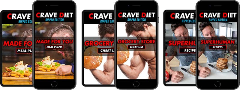 Superhuman Ripped Crave Diet