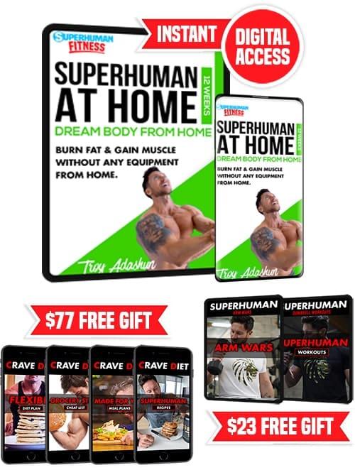 Superhuman At Home bundle