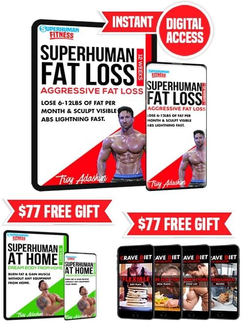 Superhuman Fat Loss Bundle