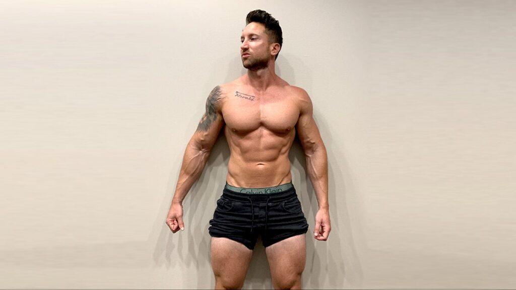 Troy Adashun's mass building workout